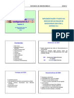 CH 12 Implementacion SDH