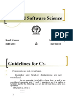 Halstead's Software Sc (by Indranil Nandy)