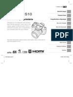 Fujifilm HS10 - Manual