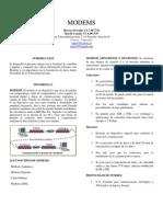 Paper Exposicion Modems (Grupo 10)
