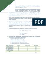Práctica 5 - Proceso de Software y Métricas del Proyecto