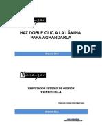 Encuesta Firma Varianza Fecha 7 de Juio de 2012