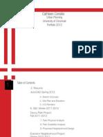 Consilio Portfolio 2012