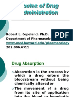 Administration Drugs