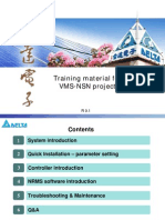 Training Material for VMS-NSN Project Rev 0.2 20110906