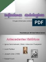 Infecciones   Quirúrgicas