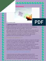 Genómica funcionalpdf