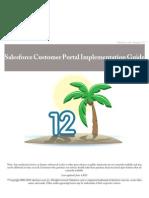Salesforce Customer Portal Implementation Guide