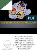 ALFABETIZAÇÃO E LINGUAGEM 3