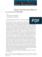 The Discursive Effects