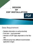 ESP Design Calculation
