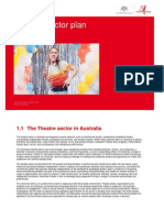 Theatre Sector Plan 2012-14