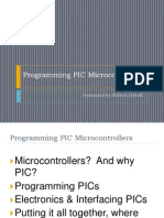 Programming PIC Microcontrollers