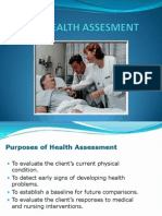 Health Assesment
