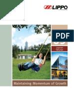 Annual Report 2009(Ind) Lippo Karawaci