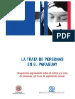 Libro Trata Personas Paraguay Spa