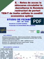 3 RL Programul D.a.N.U.B.E. Porturi Prezentare