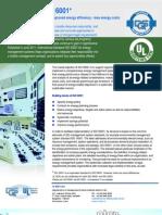 ISO50001 Brochure