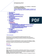 PID Manuscript Guidelines