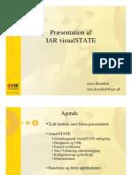 Visual State machine