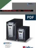 Manual Premium Pro 700 Bis 3000 VA