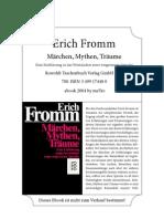 ERICH FROMM_Die Vergessene Sprache_Maerchen - Mythen - Traeume