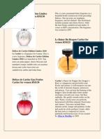 Katalog Perfume