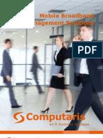Computaris - Mobile Broadband Management Solution