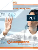 Computaris - TOP Testing Suite Datasheet