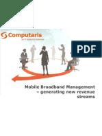 Computaris - Mobile Broadband Management