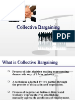 Collective Bargaining Group 10