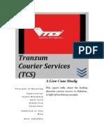 TCS Marketing Report