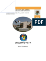 Manual Windows Vista