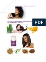 Are You Getting Maximum Hair Growth ?