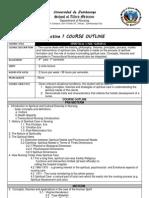 Elective 1 Course Outline (Read)