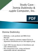 Case Study of Dubinsky