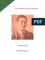 Recabarren y El Partido Comunista de Chile...