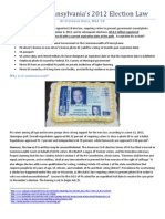 Voter ID_PA 2012 White Paper