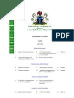 Arbitration & Conciliation Act