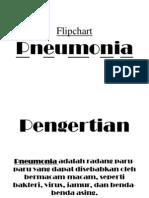 Flipchart Pneumonia