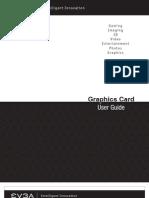 EVGA Graphics Card User Guide
