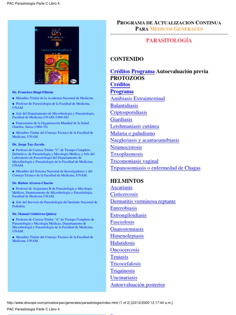 Trichocephalosis kórokozó