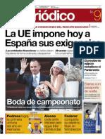 El Periodico 9 Julio 1012