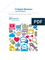 The 2012 Trends Digital Marketer