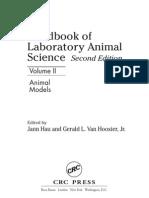 Hau Jann - Handbook of Lab Animal Science Vol 2
