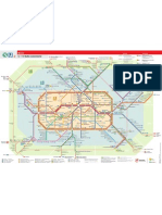 Mapa Metro Berlin