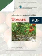 2006. Nicaragua. Guía Práctica para la Exportación de Tomate