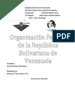 Organizacionm Federal