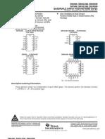 7400 Series Datasheet