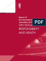 Responsabilidad Social en Salud (Ingles)